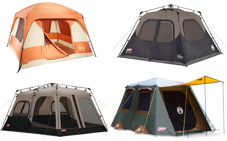 Looking for The Best Tent for Tall Person? Here Are 5 Amazing Options to Consider