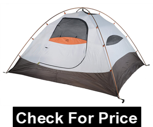 "ALPS Mountaineering Taurus 4-Person Tent, Base Size: 7'6 x 8'6, Center Height: 52"", Total Weight: 10 lbs. 8 oz., Color: Sage/Rust"