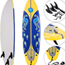 Giantex 6inch Surfboard