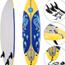 Giantex 6inch Surfboard