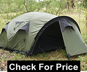 Snugpak The Cave Tent For 4 Persons,eight is 10.47 pounds