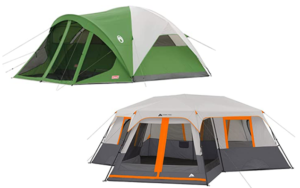 Best Tent For Family With A Toddler