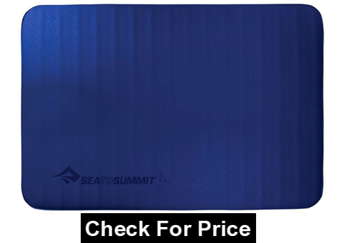 Sea to Summit Comfort Deluxe Self Inflating Sleeping Mat, 30D Polyester with an anti-slip print