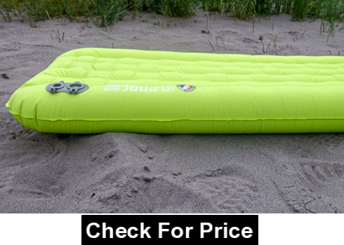 big agnes q core slx ultralight sleeping pad, Portable, Repair Kit Included