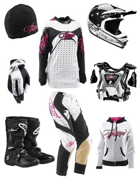Dirt Bike Gear Items