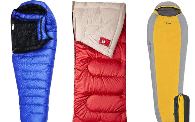 Best Sleeping Bag for Motorcycle Camping – Our Top 5 Picks ​