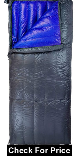 Outdoor Vitals Aerie Down Sleeping Bag