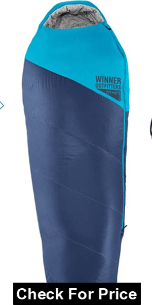 Winner Outfitters Compression Mummy Sleeping Bag