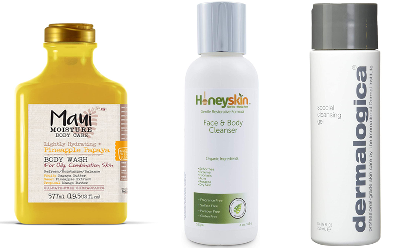 Top 5 Body Washes for Hyperpigmentation