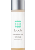 Touch Keratosis Pilaris body wash
