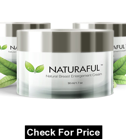 Naturaful Breast Enlargement Cream, TOP RATED Breast Enhancement Cream - Natural Breast Enlargement, Firming and Lifting Cream