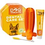 Natural Dog Treats Toothbrush Stick