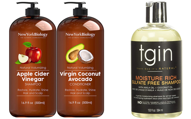 The Top 5 Shampoo for Black Women's Hair In 2021