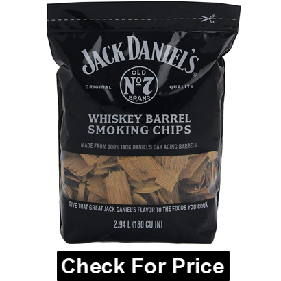 Jack Daniel's Tennessee Whiskey Barrel, Gas, or Electric Grills and Smokers, 180 Cubic Inches