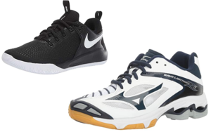 Guide 101: Grab the perfect pair of volleyball shoes for hitters