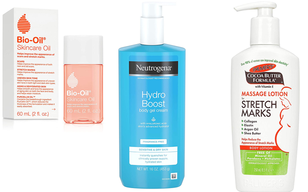 Guide for Finding the Best Body Wash/Oil for Stretch Marks!
