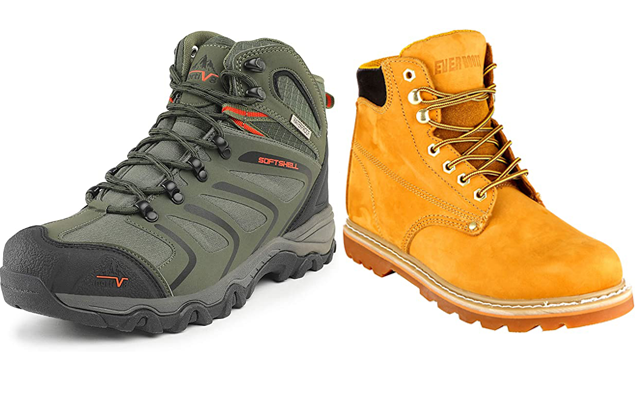 Easy guide for buying the best hiking boots for wide feet!
