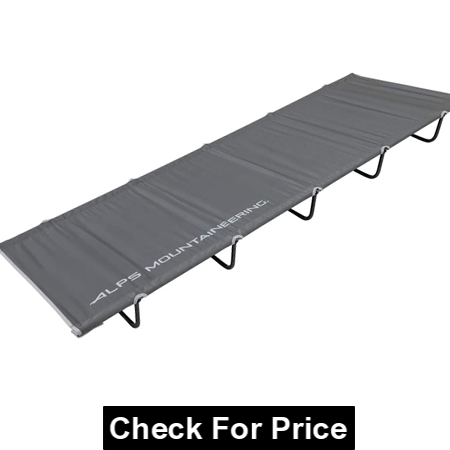 ALPS Mountaineering Ready Lite Cot, Weight: 5 lbs., Weight Capacity: 300 lbs