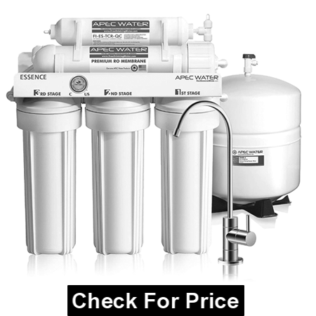 APEC Under Sink Water Systems, 5-Stage Certified Filter