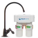 Aquasana under sink water filter