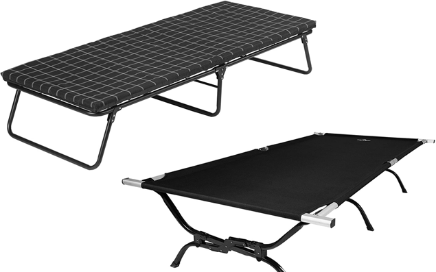 Don't Fear Camping Due to Back Problems. Just Get Yourself the Best Camping Cot for Bad Back