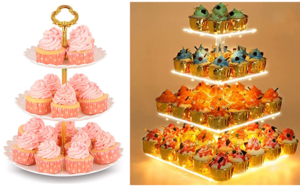 What Is The Importance Of Cake Stander: How To Choose A Cupcake Stander