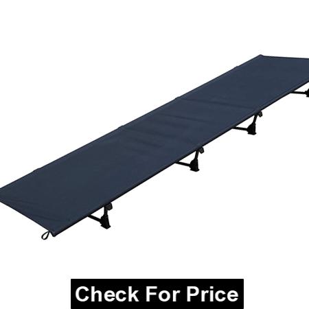 DESERT WALKER Camping cots, Outdoor Bed Ultra Lightweight, 2.8 Pounds