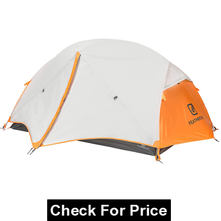 Featherstone Outdoor Backpacking Tent for Tropical Climate, Waterproof, Packs Light and Compact
