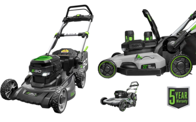 Top 5 Walk-Behind Lawn Mowers to Buy in  …