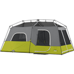 Core 9 cabin tent for rain