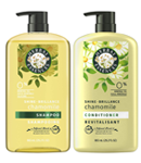 Herbal Essences Shampoo and Conditioner for Volumen and Shine