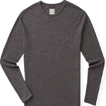 MERIWOOL Mens Base Layer for Backpacking