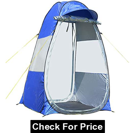 Onnetila Sports Pop Up Tent Weather Pods Shelter, Personal Protection from Wind and Rain