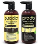 PURA D'OR Shampoo for Volumen and Shine