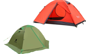 best 4-season tent in the budget