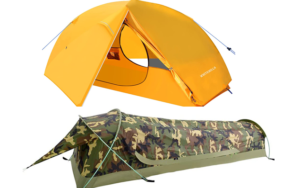 Looking for one-man tents for backpacking? Check this guide!