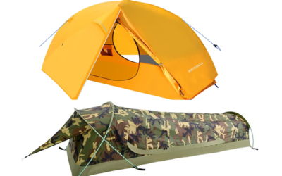 Looking for one-man tents for backpackin …