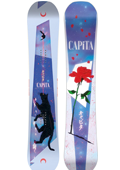 Capita Space SnowBoard for Buttering